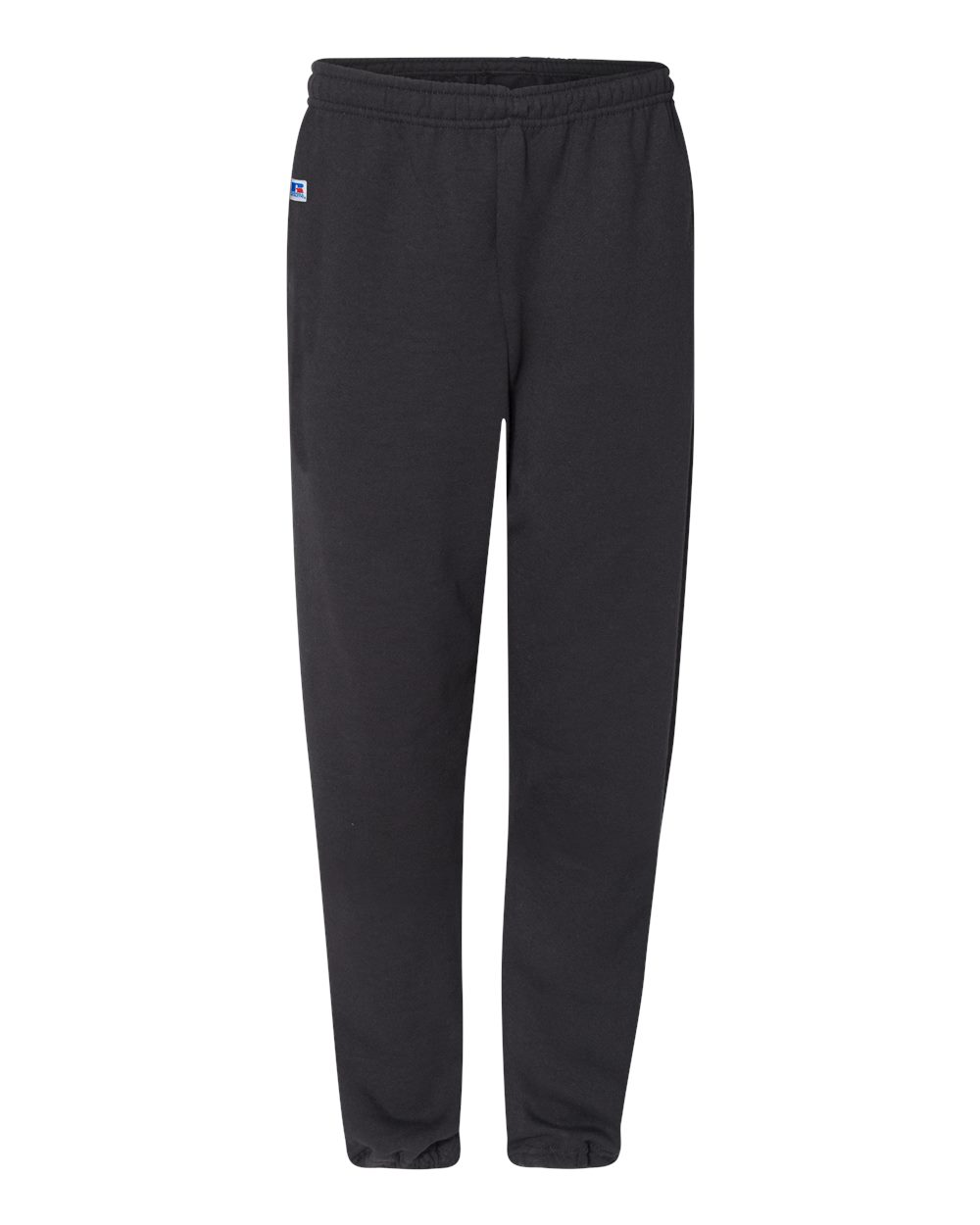 029HBM Russell Athletic Dri Power Closed Bottom Sweatpants with Pockets