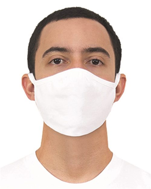 Gildan GEMASK Model Shot